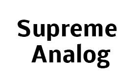 Supreme Analog